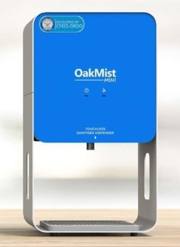 Mini Touchless Sanitizer Dispenser